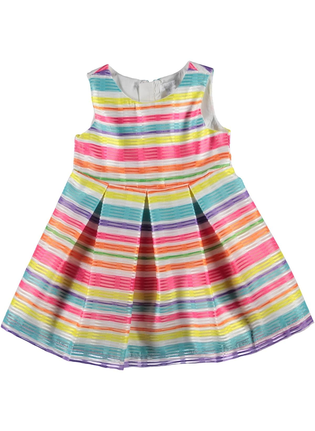 Kız Çocuk Panço Elbise
